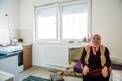 Ms Zejta Hamzabegović, RHP beneficiary, Tuzla