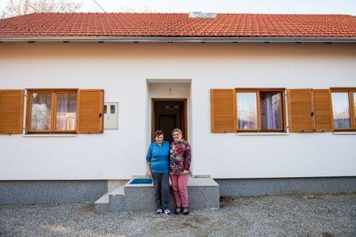 Their future home